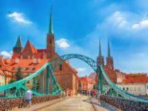Hotelangebot Breslau: Entdecken Sie das farbenfrohe Breslau! – 50 Euro