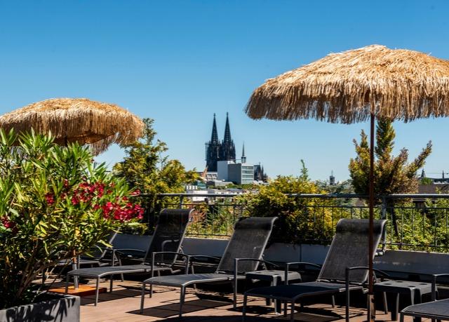 Mauritius Hotel & Therme, Köln