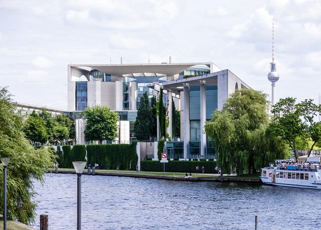 Steigenberger Hotel Am Kanzleramt, Berlin