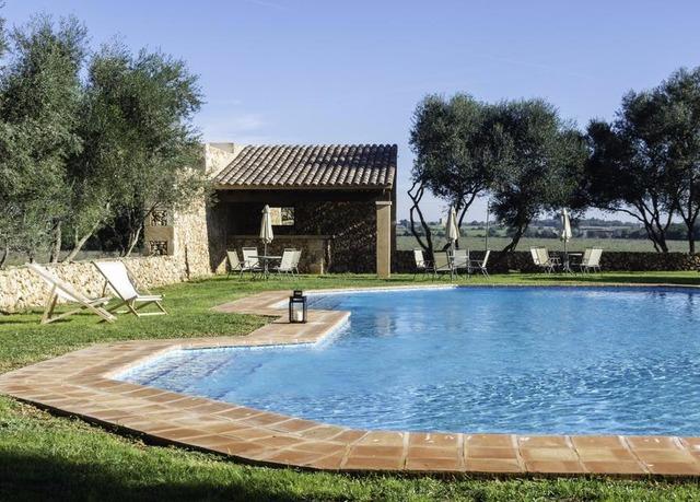 Hotel Es Lloquet, Campos, Mallorca, Balearen, Spanien