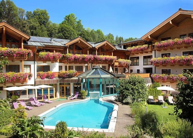 Hotel Stadt Wien, Zell am See, Salzburg, Österreich