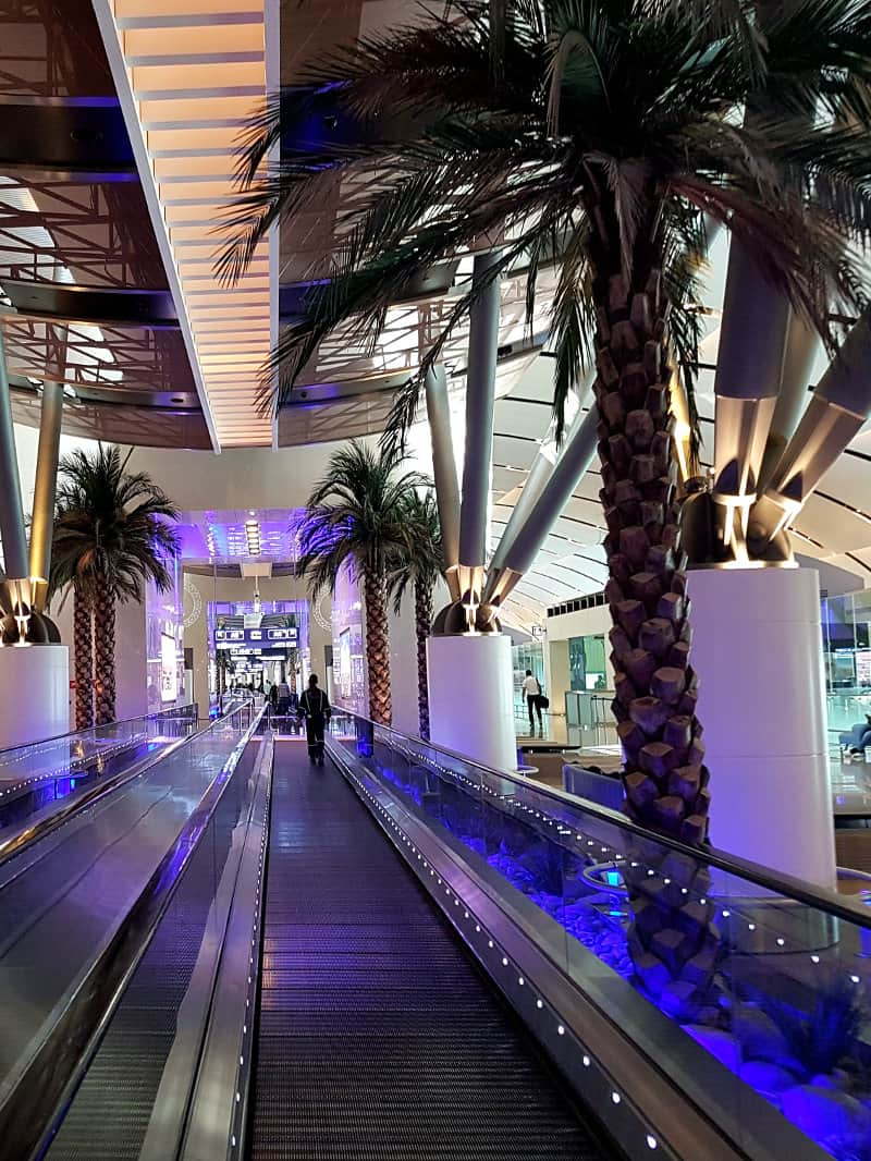Oman Air Transit Programm