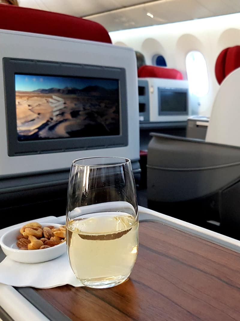 Business Class ab 150 €