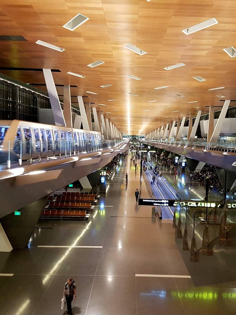 Qatar Airways Transit