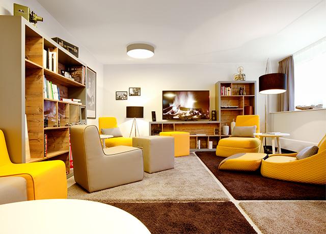 Münchner Design-Hotel in Bestlage, Vienna House Easy München, Bayern, Deutschland - save 42%