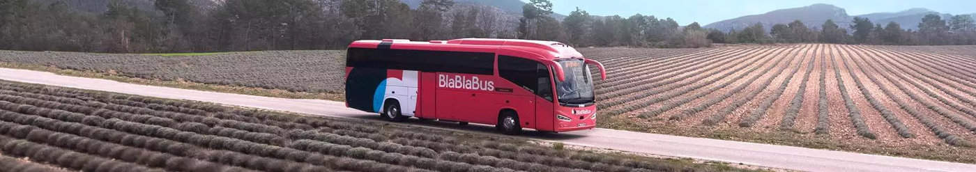 BlaBlaBus: Fernbusreisen ab 4,99 Euro – jetzt mit 20% Gutschein günstiger buchen