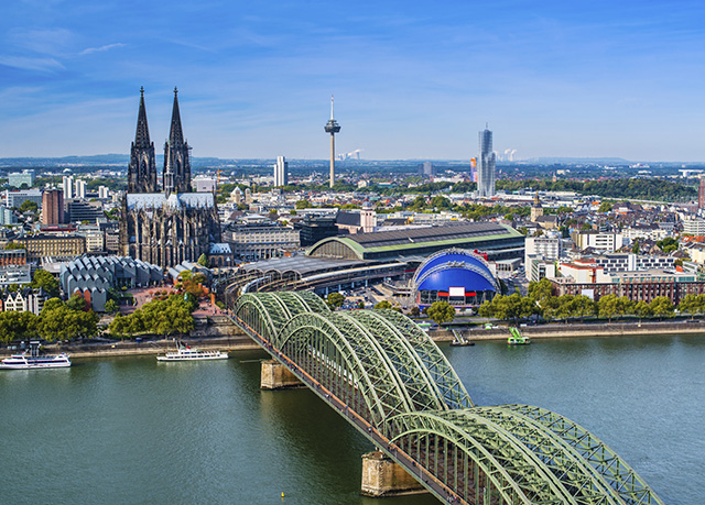 Stylisches Boutiquehotel in der Domstadt, The Midtown Cologne, Köln, Nordrhein-Westfalen, Deutschland - save 45%