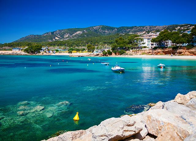 Nur 24h: Adults-only-Hotel auf Mallorca, Hotel RD Costa Portals, Portals Nous, Mallorca, Balearen, Spanien - save 47%
