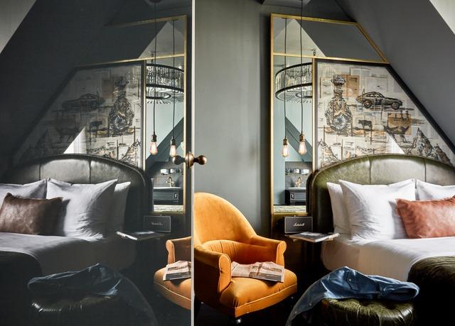 Boutiquehotel im glamourösen Berliner Westen, Sir Savigny Hotel, Berlin, Deutschland - save 42%