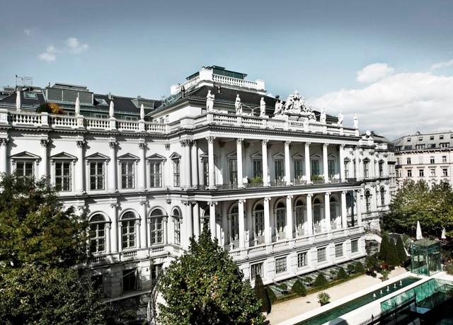 Palais Coburg Residenz, Wien, Österreich