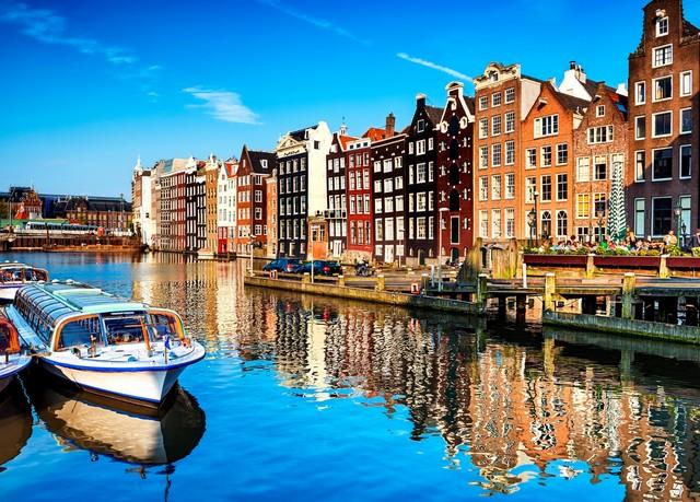 Luxus & Kunst in Amsterdam genießen, De L'Europe Amsterdam, Niederlande - save 47%