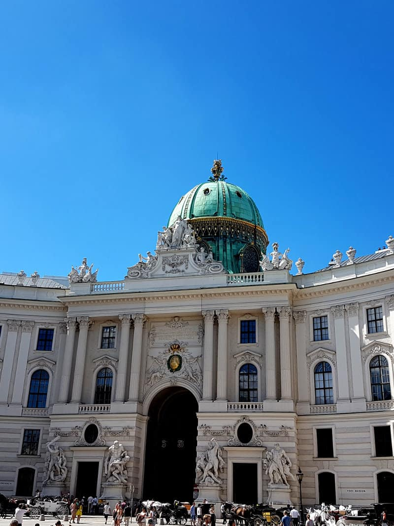 Wien, Prag, Paris