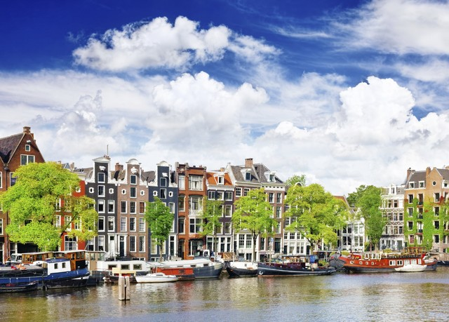 American Hotel Amsterdam, Niederlande