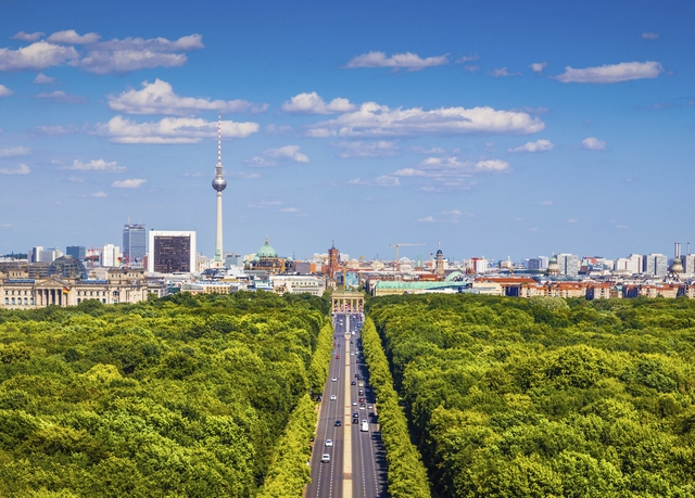Berliner City-Chic in Bestlage, Citadines Kurfürstendamm, Berlin, Deutschland - save 55%