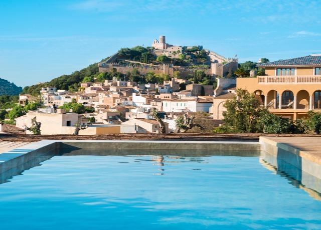 Adults-only-Traum auf Mallorca, Hotel Creu de Tau Art & Spa, Canyamel, Mallorca, Balearen, Spanien - save 37%