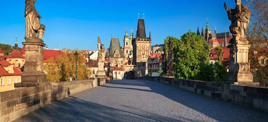 HRS Deals Prag: Hotel Duo mit Frühstück ab 59 Euro