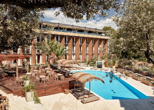 Atemberaubende Kulisse auf Mallorca, Bikini Island & Mountain Hotels, Port de Sóller, Mallorca, Balearen, Spanien - save 32%