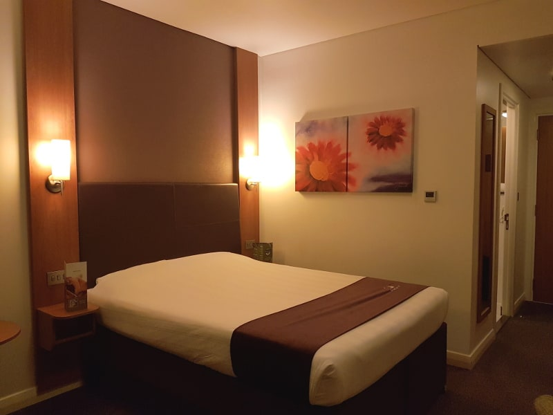 Hotel Premier Inn Abu Dhabi International Airport