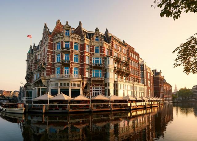 Luxus & Kunst in Amsterdam genießen, De L'Europe Amsterdam, Niederlande - save 49%