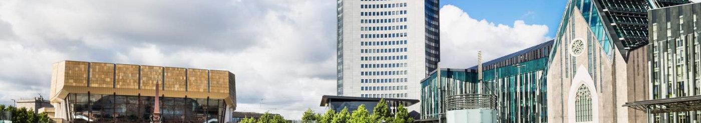 HRS Deals Leipzig: AMEDIA Hotel & Suites Leipzig ab 42 Euro