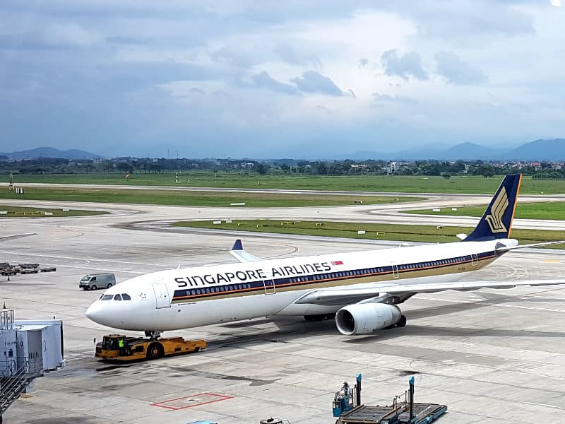 20 € Gutschein: China Flüge mit Singapore Airlines