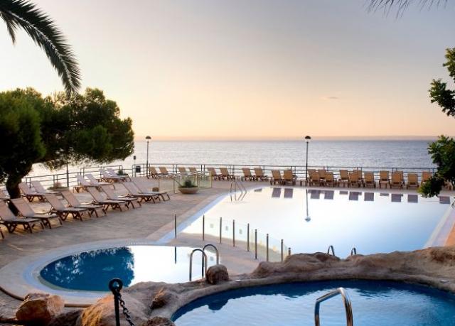 Urbanes Beach-Retreat bei Palma de Mallorca, Barceló Illetas Albatros, Illetas, Mallorca, Balearen, Spanien - save 51%
