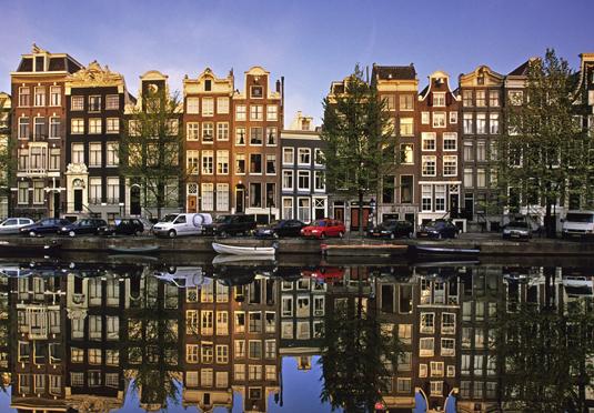 Bilderberg Hotel Jan Luyken, Amsterdam, Niederlande