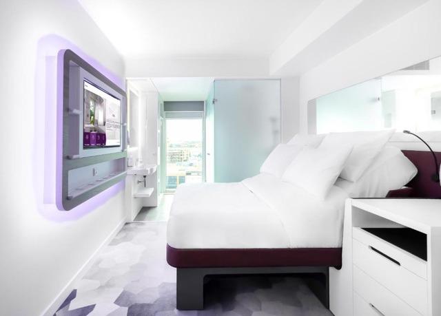 Neueröffnung im modernen Amsterdam, Yotel Amsterdam, Niederlande - save 45%