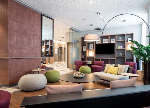 Moderner City-Komfort in München, Citadines Arnulfpark Munich, München, Bayern, Deutschland - save 49%