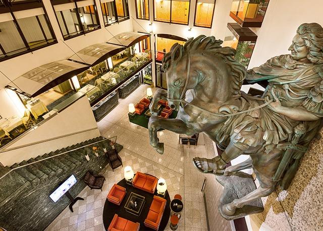 Stilvoll am Spreekanal - Kostenfrei stornierbar, Living Hotel Großer Kurfürst, Mitte, Berlin, Deutschland - save 27%