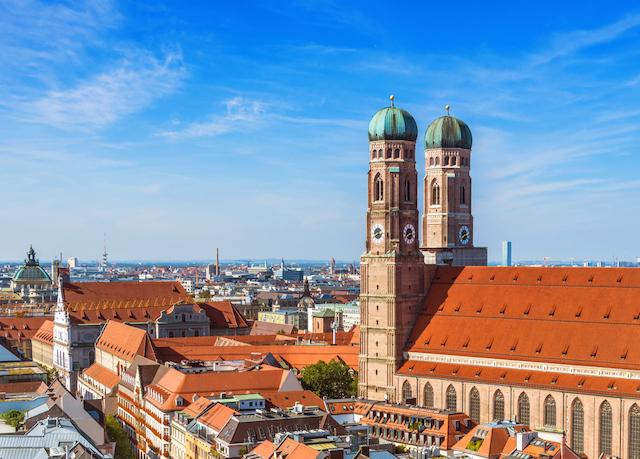 Perfekte Münchner City-Lage, AWA Hotel, München, Deutschland - save 41%