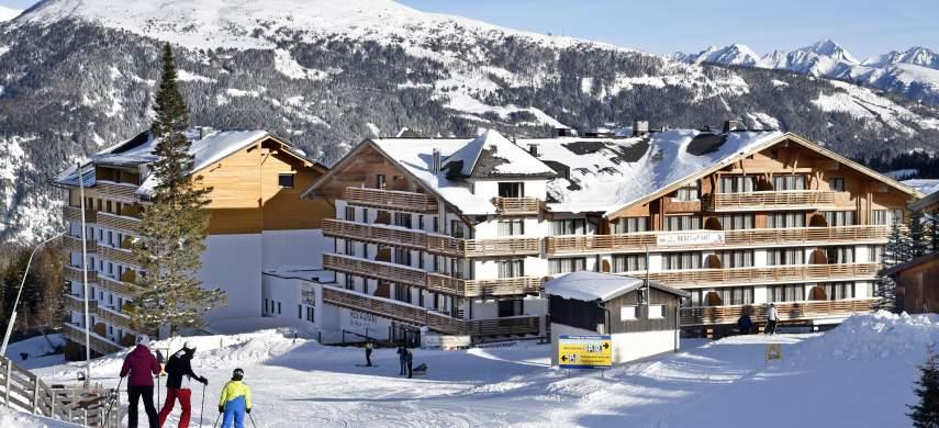 Hotel Das Alpenhaus Katschberg 1640