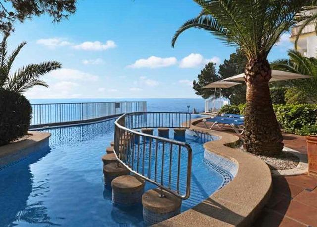 Mallorquinisches 4*-Resort direkt am Strand, Roc Illetas Hotel, Illetas, Mallorca, Balearen, Spanien - save 42%