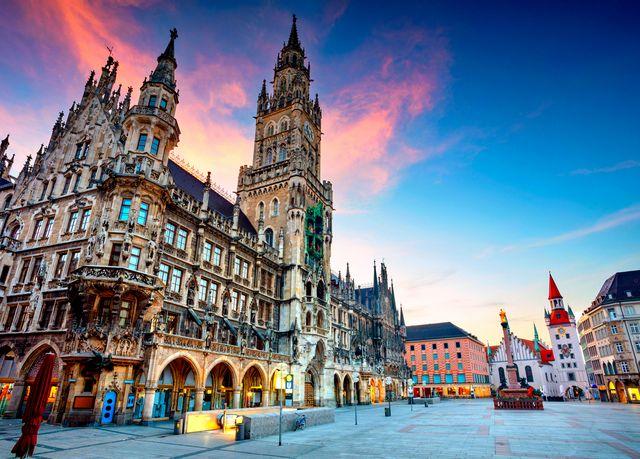 Citytrip in Münchens Innenstadt, Haus im Tal, München, Bayern, Deutschland - save 48%