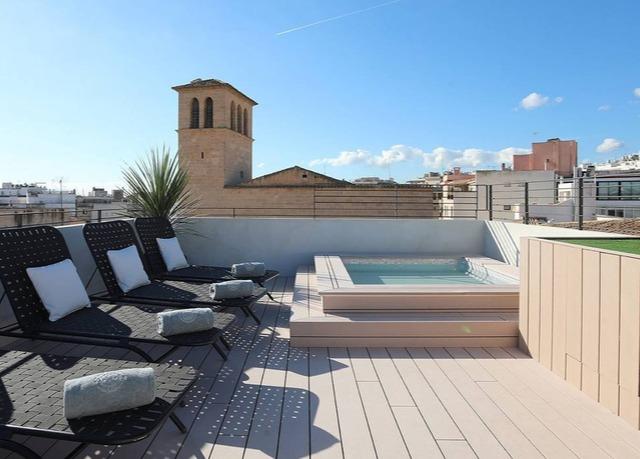 Historischer Palast mitten in Palma, Summum Prime Boutique Hotel, Palma de Mallorca, Mallorca, Balearen, Spanien - save 32%