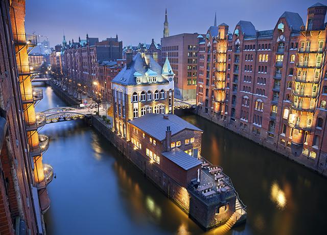 Sir Nikolai Hotel Hamburg