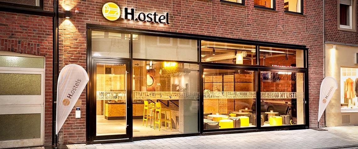 Hotel H.ostel Münster