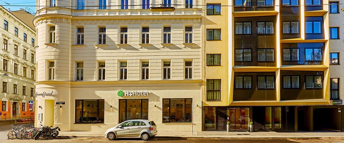 H+ Hotel Wien