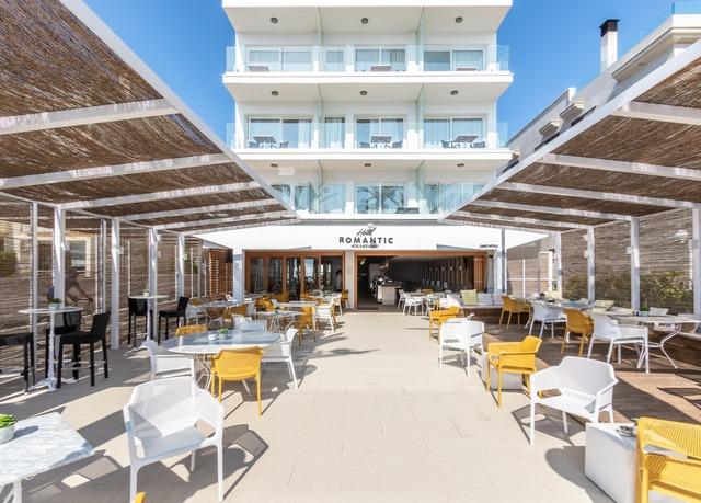 Romantisches Strandhotel auf Mallorca, Cabot Romantic Adults Only, Port de Pollença, Mallorca, Balearen, Spanien - save 34%