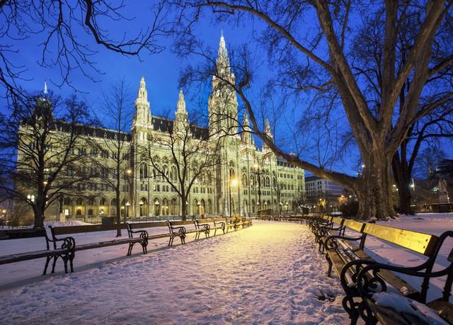 Wien-Romantik: Winterwunder oder Wow-Sommer, Hotel SPIESS & SPIESS, Wien, Österreich - save 24%