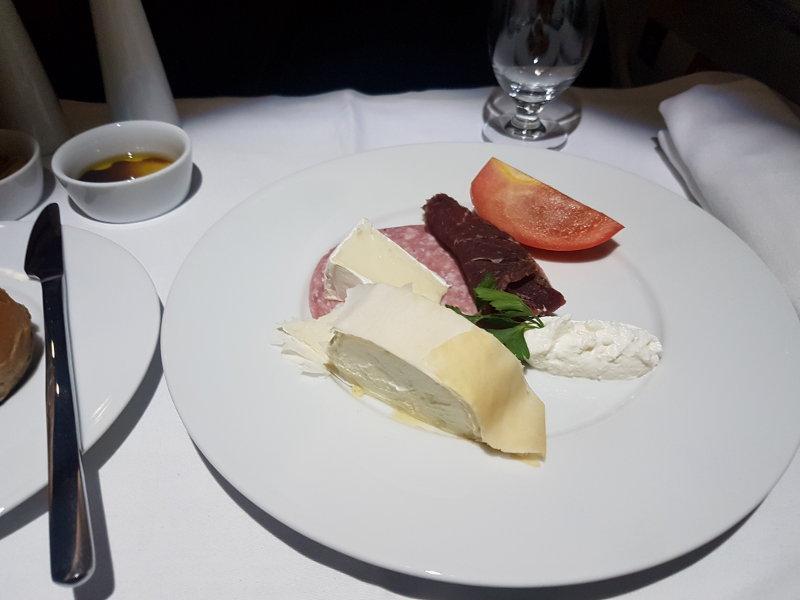 Air Serbia Dine on Demand - Restaurantservice