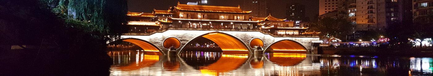 Chengdu Urlaub