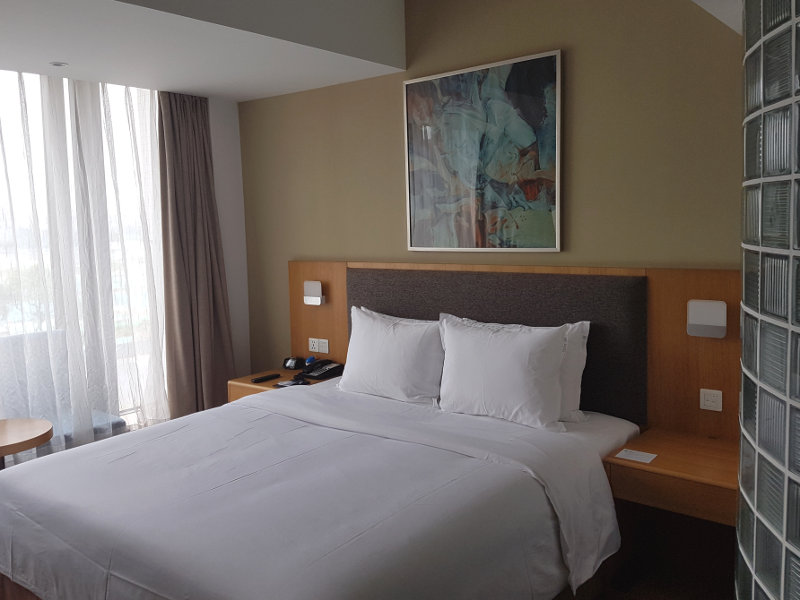 Hotel Holiday Inn Express Chengdu Airport Zone