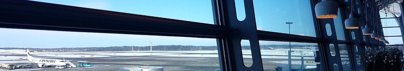 Flughafen Helsinki Urlaub