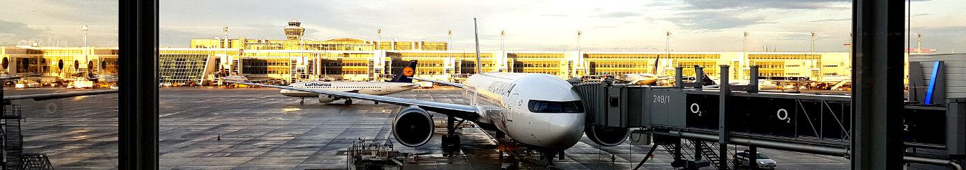 Flughafen München Urlaub