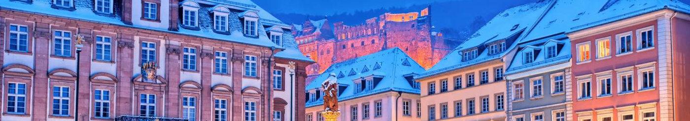 HRS Deals Karlsruhe Heidelberg: Parkhotel Atlantic ab 85 Euro