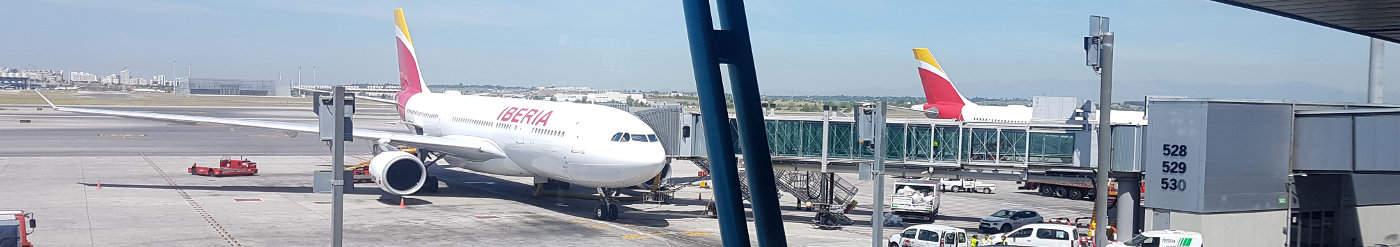 Iberia Business Class Erfahrung