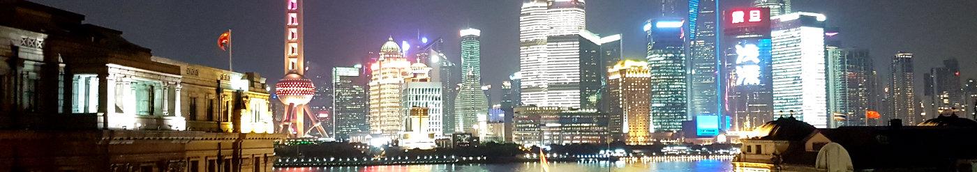 Shanghai Urlaub
