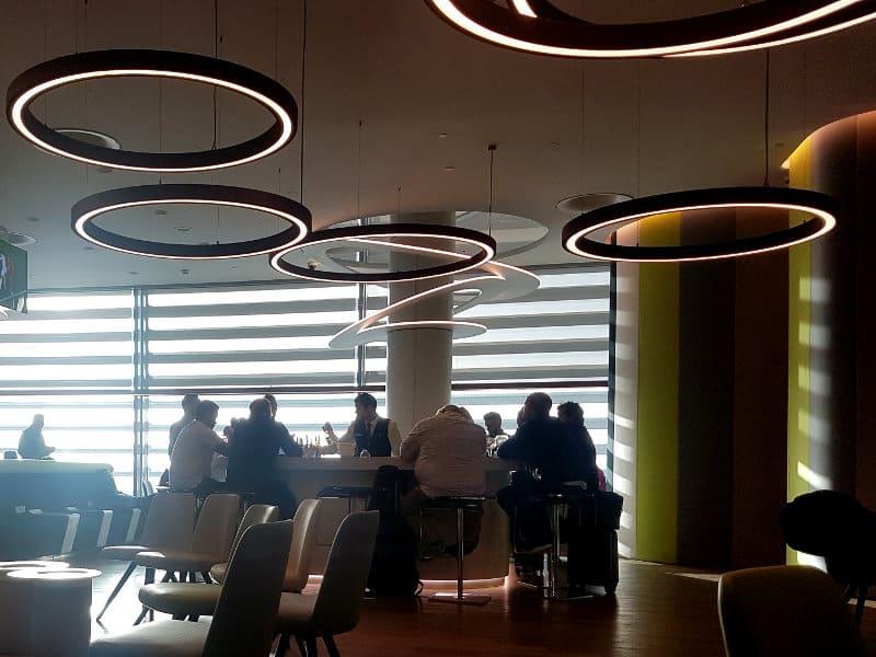 TAP Lounge Lissabon
