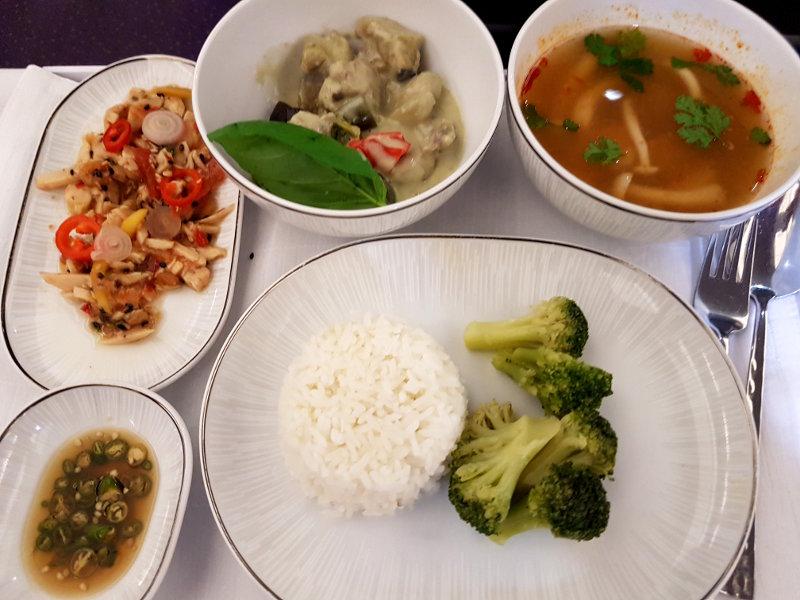 Thai Royal Silk Business Class